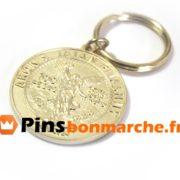 porte-clefs personnalises metal