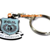 Porte clefs personnalises com logo