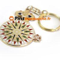 Porte clefs personnalises couleurs