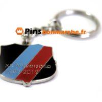 Porte clefs personnalises equipe de football