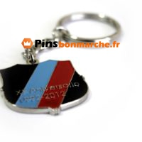 Porte clefs personnalises equipe football