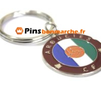 Porte clefs personnalises equipo