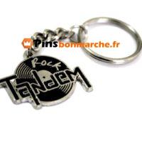 Porte clefs personnalises festival rock