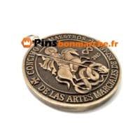 porte clefs personnalises logotipo artes marciales