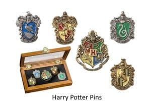 pins prefet harry potter personnalises